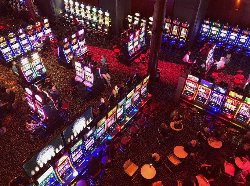 Four Experimental And Mind-Bending Casino Strategies That You