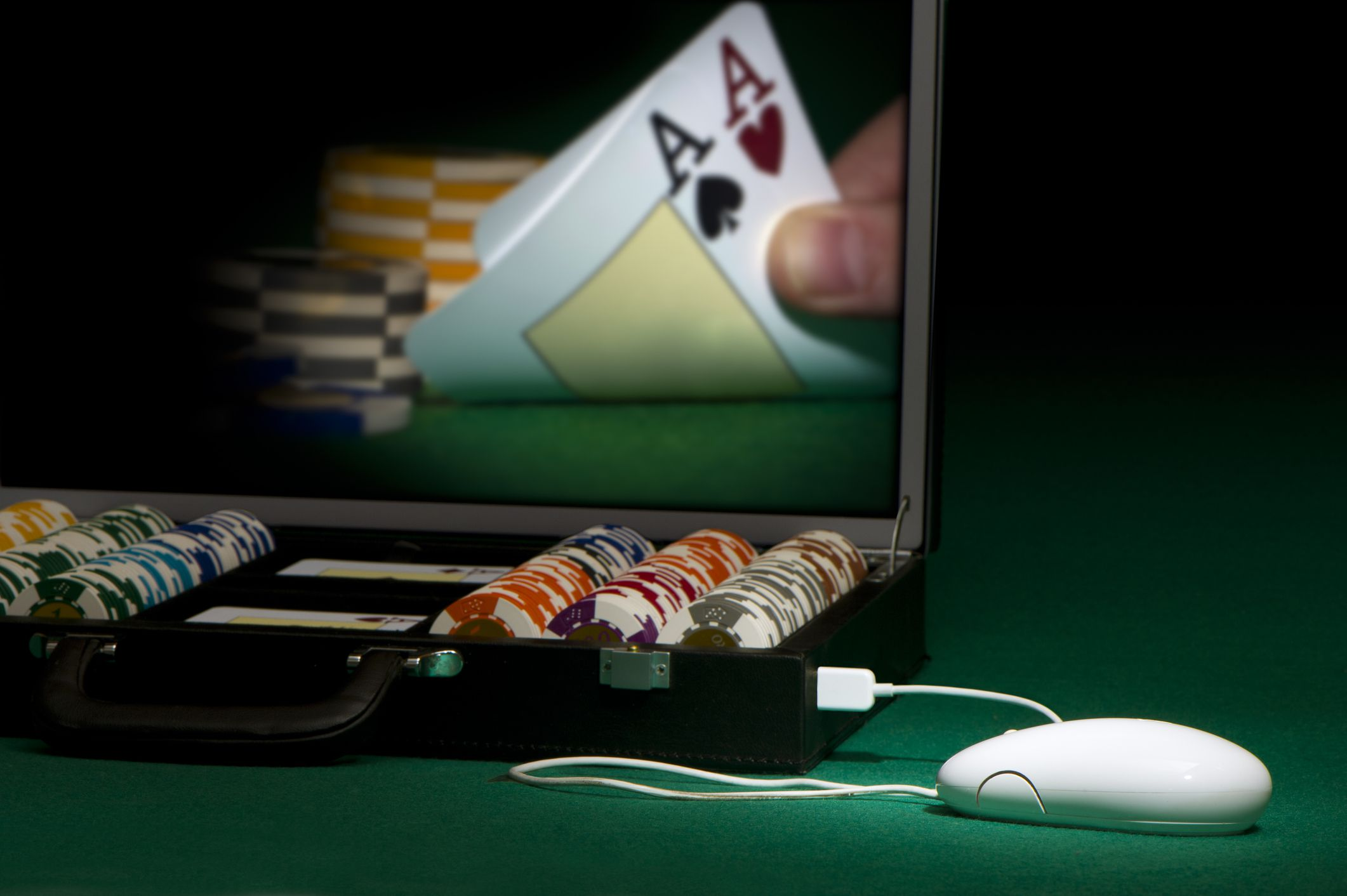 Online Casino: Rear To Basics