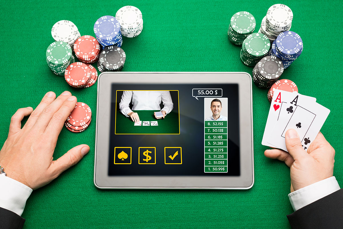 Improve Enhance Your Online Gambling In three Days